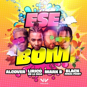 Alcover, Mark B., Lirico En La Casa, Black Jonas Point – Ese Bom